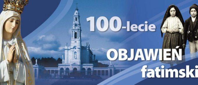 100-lecie Objawień Fatimskich W Naszej Parafii