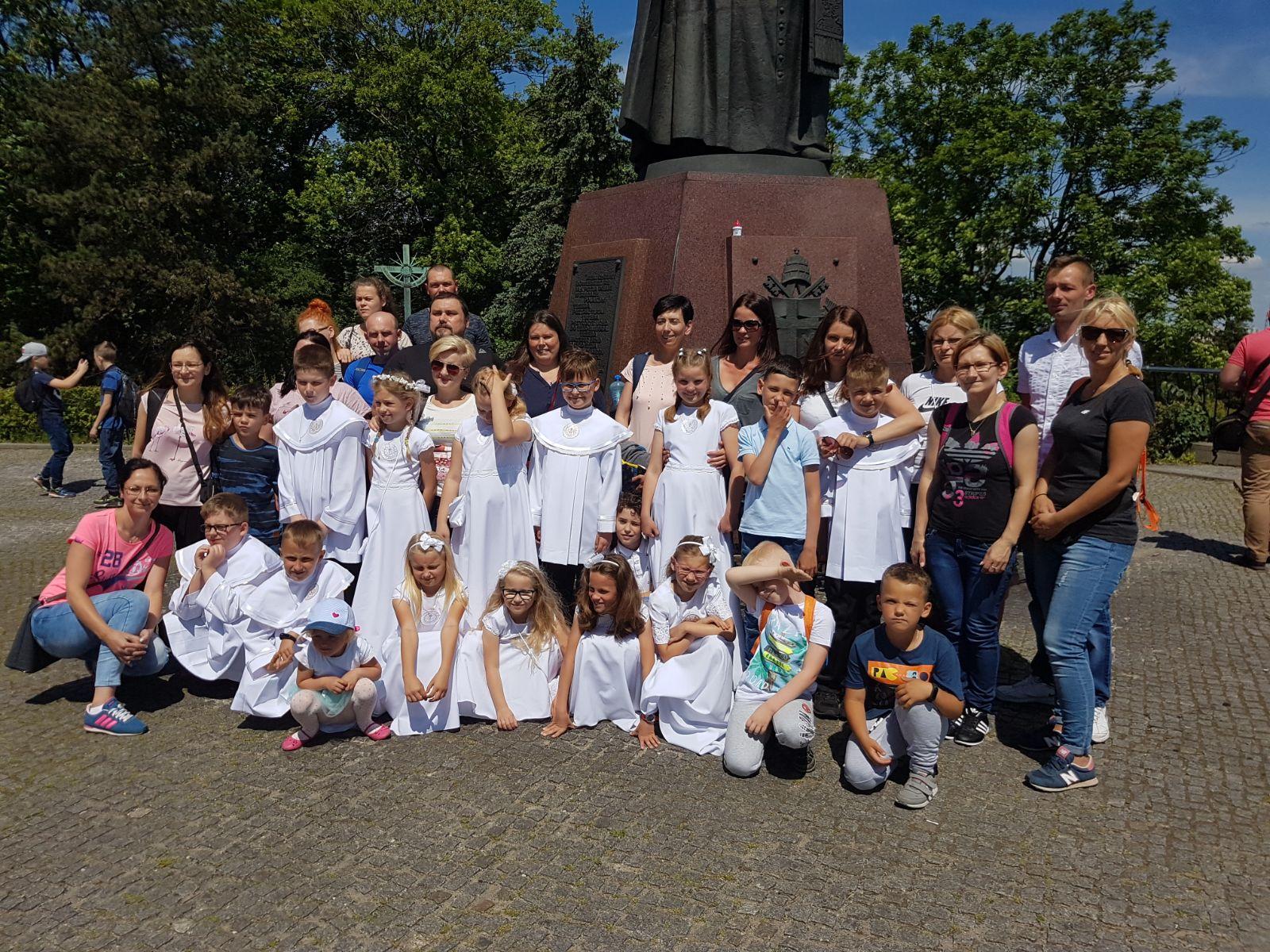 Pielgrzymka Dzieci I Komunijnych