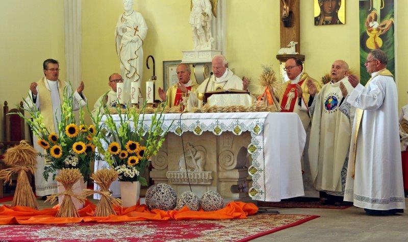 Msza św. Dożynkowa