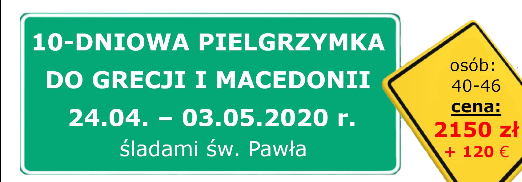 Program Pielgrzymki Do Grecji I Macedonii – śladami św. Pawła