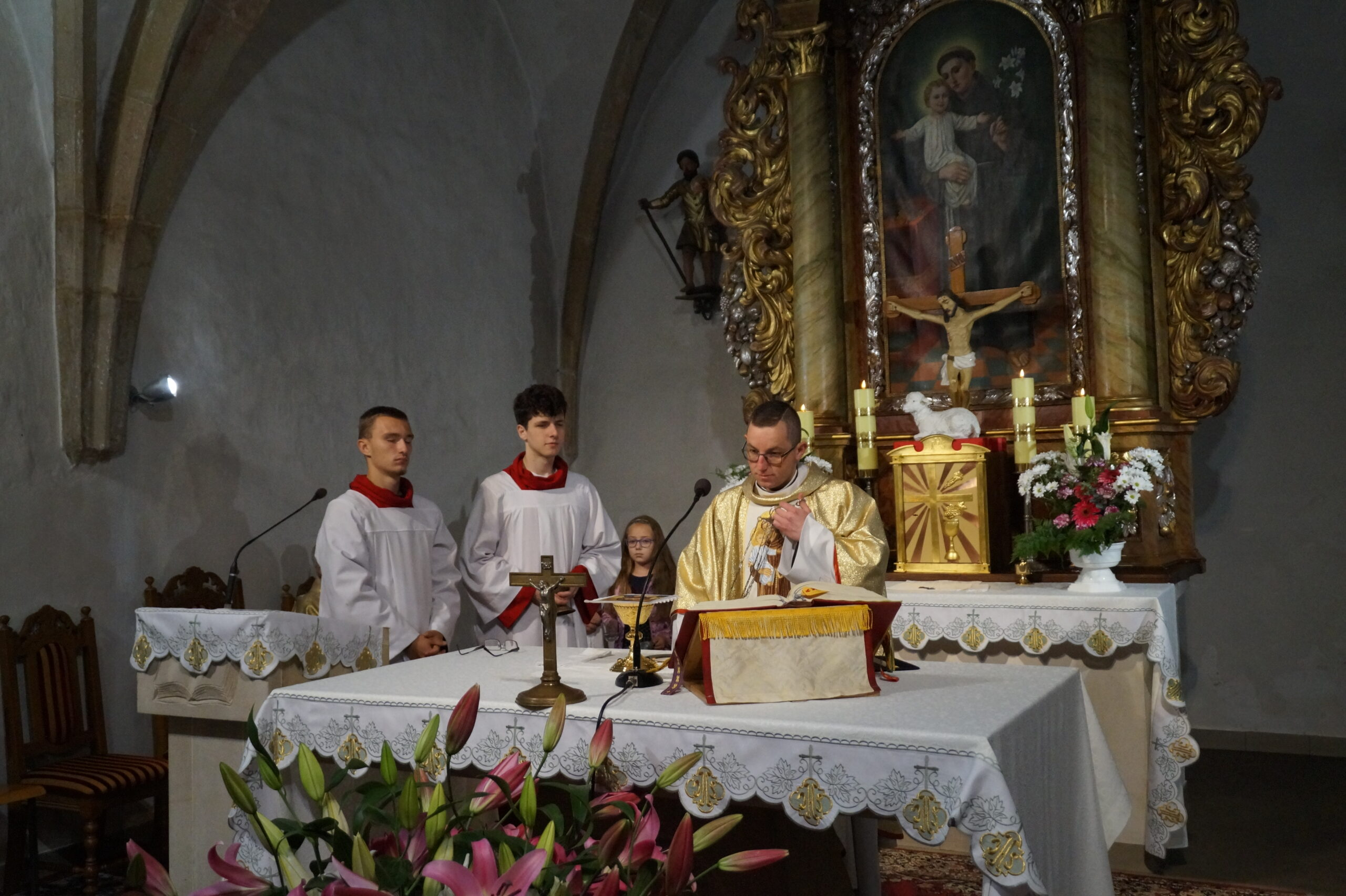 Święty Antoni – Wzór Wielkiej świętości