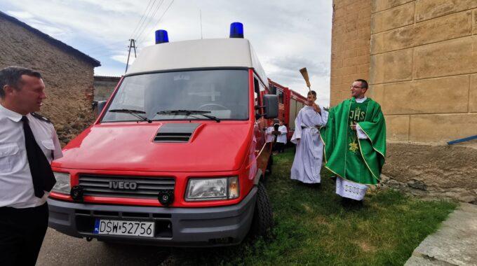Poświęcenie Pojazdów Na św. Krzysztofa